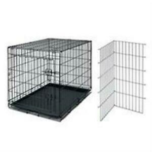 Doskocil Manufacturing 24 In Home Training Heavy Gauge Wire Kennel 21942