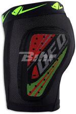 Pantalones cortos UFO Kombat adulto con protecciones fluor talla XXL PI02354BXXL