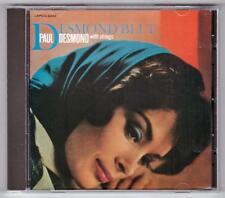 PAUL DESMOND:Desmond Blue-Jim Hall/Winter-CLASSIC RECORDS 24kt GOLD-MINT-RARE!