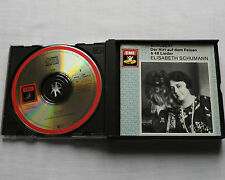 Elisabeth SCHUMANN / SCHUBERT Lieder W.GERMANY 2CD box EMI References (1989)