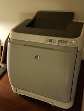 HP LaserJet 2600n Workgroup Laser Printer