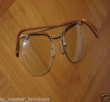 Lunettes vue monture optique Vintage Rétro style ancien tès légère