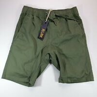 "Mens ""Park"" Khaki Shorts Size 30 New With Tags BNWT"