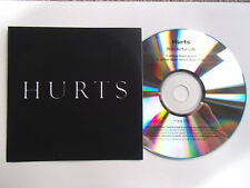 HURTS - WONDERFUL LIFE - ARTHUR BAKER REMIX PROMO CD