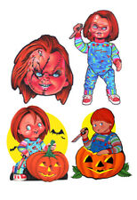 Authentic CHILDS PLAY Wall Decor Collection Series 1 NEW