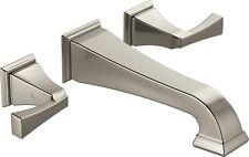 Delta Faucet T3551LF-SPWL Dryden Two Handle Wall Mount Lavatory Faucet Trim