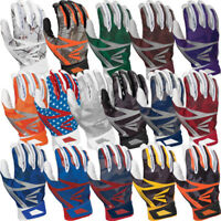 Easton Z7 Hyperskin Batting Glove Youth Small Medium Large White Black Blue Camo