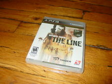 PS3 Spec Ops The Line Premium Edition (New Factory Sealed!)