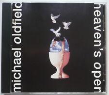 MIKE OLDFIELD - Heaven's open - CD
