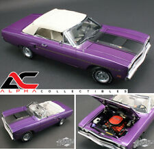 GMP 18810 1:18 1970 PLYMOUTH ROAD RUNNER CONVERTIBLE 440 6-PACK