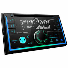 JVC KW-R940BTS Double DIN In-Dash CD Car Media Receiver with Built-in Alexa