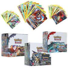 324pcs Pokemon GX TCG Booster Box Englisch Edition SUN & MOON Karten Desk Games