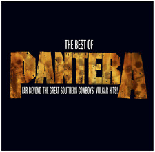 The Best of Pantera (CD) • NEW • Greatest Hits, Dimebag Darrell, Vinnie Paul