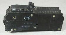 Vintage Square D A1-E A1B230 2 Pole 30 Amp 240V Circuit Breaker #719