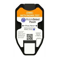 METH (mAMP/MDMA) Surface Drug Residue Pouch Testing Device