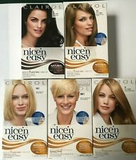 Clairol nice'n easy Natural Looking Permanent Hair Colour