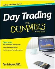 Day Trading by Ann C. Logue (2014, Trade Paperback)