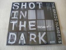 THE MAGIC NUMBERS - SHOT IN THE DARK - 2014 PROMO CD SINGLE