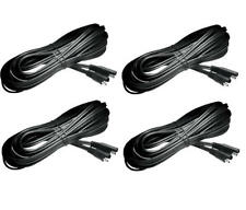 Battery Tender Extension Lead Cables 12.5 ft. 4-Pack