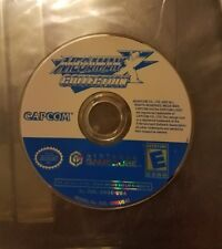 Mega Man X Collection (Nintendo GameCube, 2006) Game Only! Fast Shipping!