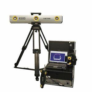3D Laser Scanning Service 2μm Accuracy Optical CMM 3D Laser Scanner - 1h