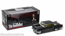 "GREENLIGHT 1955 CADILLAC FLEETWOOD SERIES 60 SPECIAL ""THE GODFATHER"" 1/18  12949"
