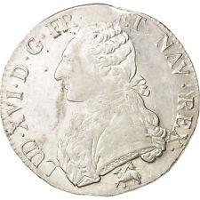 Monnaies, France, Louis XVI, Écu aux branches d'olivier, 1789 #18029