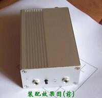 Assembled PIC Super RM RockMite QRP CW Transceiver HAM Radio Shortwave + AL Case