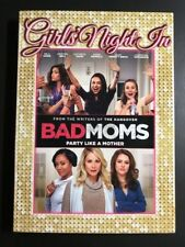 Girls Night In/Bad Moms (DVD, 2016)
