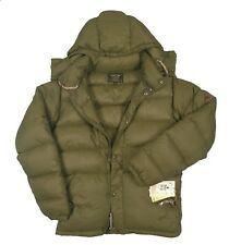New $330 Burton Heritage Down Jacket!  Sm or M  Fir (Olive)    800 RDS Down Fill