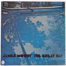 JAMES MOODY: Great Day JAZZ Vinyl lp CHESS VG++ Rare