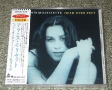 ALANIS MORISSETTE Japan only PROMO CD  Head Over Feet SEALED - OTHERS AVAILABLE