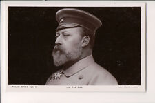 Vintage Postcard King Edward VII of Great Britain Emperor of India