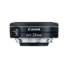 Canon EF-S 24mm f/2.8 STM Wide Angle Lens for Digital SLR Camera - Brand New