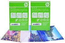 """La HP CARTA FOTOGRAFICA OPACA Vivida 360 FOGLI 4 x 6"""" 230gsm (CG465A)"""