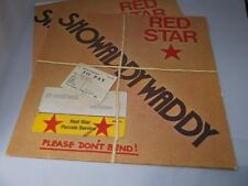 Showaddywaddy:   Red Star 1977   EX+  A1/B1  LP