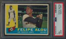 1960 Topps #287 Felipe Alou  PSA 7  NM 54705