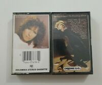 Barbra Streisand Cassette Lot of 2 Tapes -  The Broadway Album - Memories