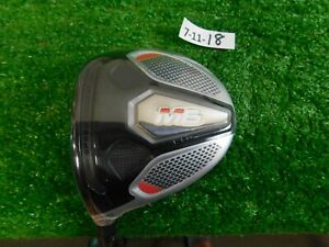 TaylorMade M6 15* Left Hand 3 Wood Atmos 6S Stiff Graphite New