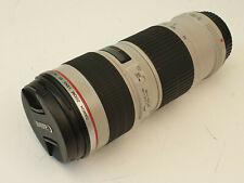 Canon EF 70-200mm F/4 L USM Lens Excellent Condition