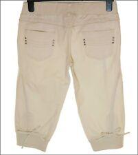 "Bnwt Women's Oakley Flashback Stretch 3/4 Capri Pants Jeans W30"" UK12 Skinny Fit"