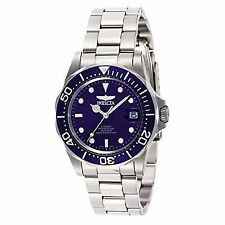 Invicta Pro Diver Stainless Steel Case Dress/Formal Wristwatches