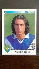 Andrea Pirlo novato Pegatina-panini calciatori 1997-98 - Perfecto Estado