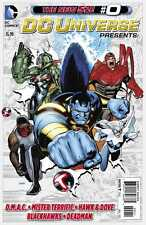 DC Universe Presents (2011) #0 VF/NM The New 52!
