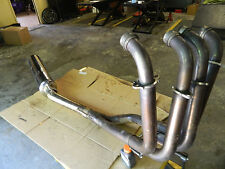 1996 to 1999 Suzuki Gsxr750  Shrad MIcron full Exhaust