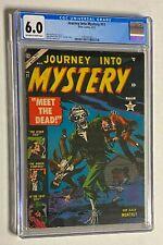 JOURNEY INTO MYSTERY #11 Atlas Comics 1953 CGC 6.0 Comic Book