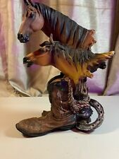 Horse Statue 12 Inches Tall