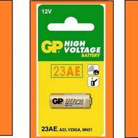20 x GP A23 12V Battery 23AE 23A LRV08 MN21 E23A K23A