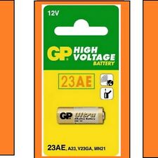 3 x GP A23 12V Battery 23AE 23A LRV08 MN21 E23A K23A