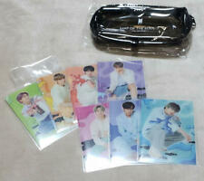 BTS MAP OF THE SOUL : 7 THE JOURNEY UNIVERSAL MUSIC Photocard + Case